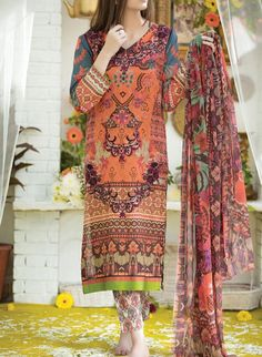Warda Ali Xeeshan 3PC Lawn #Warda Ali 3PC Lawn #Warda Ali Xeeshan New Lawn #Warda Ali Collection