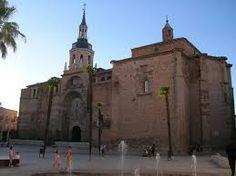 Resultado de imagen de iglesia de la asuncion manzanares