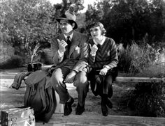 It Happened One Night (1934) | 31 Black-And-White Movies Every Twentysomething Needs To See I've seen about half of this list, pretty good movies. I adore black and whites