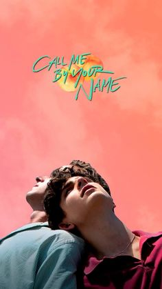 """""""Call me by your name"""" Die Wallpaper, Novel Movies, Name Covers, Netflix Tv Shows, Timmy T, Aesthetic Songs, Your Name, Cover Photos, Call Me"""