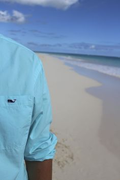 Men's Solid Tucker Shirt - vineyard vines: this might be men's but I would wear it
