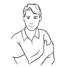 Posing Men: 25 Sample Poses for Men - Video School Online Studio Photography Poses, Fashion Photography Poses, Photography Challenge, Couple Photography, Photography Ideas, Male Poses, Sexy Poses, Photo Tips, Photo Poses