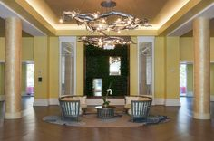 New lobby at the Westin Hilton Head Island Resort and Spa