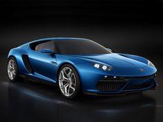Lamborghini Asterion Concept  Pasa por marcasdecoches.org para saber más sobre las diferentes marcas de coches.