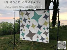 Sarah: a free quilt pattern at Mode Bakeshop