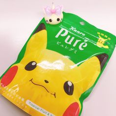 Pokemon Snacks, Pikachu, Snack Recipes, Chips, Tropical, Pure Products, Fruit, Character, Food