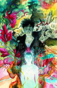 The final issue of THE SANDMAN: OVERTURE SPECIAL EDITION will be chock full of insightful commentary from the creative team including a process piece, a Q & A with Dave McKean, Neil Gaiman's original