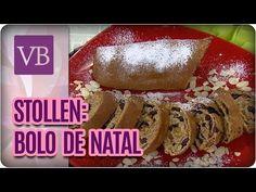 Stollen: Bolo de Natal - Você Bonita (07/12/16) - YouTube
