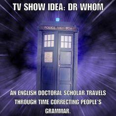 Dr Whom