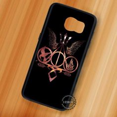 Symbols Supernatural Percy Jackson Game of Thrones Harry Potter - Samsung Galaxy S7 S6 S5 Note 7 Cases & Covers