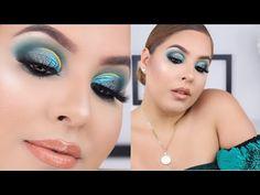 Jaclyn Hill X Morphe Palette: Cut Crease Smokey Eye Tutorial | Nelly Toledo - YouTube