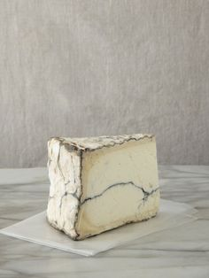 USA Humboldt Fog - best goat cheese in the world.  This stuff is amazing.