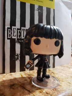 She will guide to the otherside. it's ever loveable Lydia made to Order Custom Funko pop of the Broadway hit Musical Beetlejuice Lydia Beetlejuice, Beetlejuice Cartoon, Theatre Nerds, Musical Theatre, Theater, Tim Burton, Broadway, Heathers The Musical, Custom Funko Pop