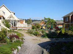Bellingham Co Housing in Fairhaven. Bellingham, WA  @livegoodbehappy  www.livegoodbehappy.com