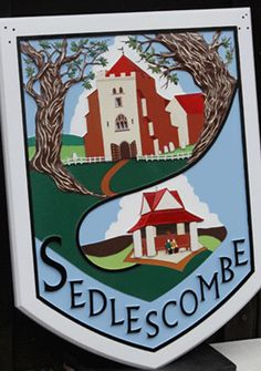 We're experts in manufacturing village signs, which are used to mark the centre of a village or town, often depicting the area's history and culture. Storefront Signs, English Village, Decorative Signs, Bespoke Design, Prehistoric, Geography, Signage, Britain, Centre