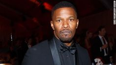 Oscar-winning actor Jamie Foxx helped rescue a man from a burning vehicle in Ventura County, California.
