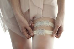 "Vintage garter set is the traditional ""something blue"". I created them from a vintage ribbon in wonderful condition, color shades are nude Something Blue Wedding, Wedding Garter Set, Lace Garter, Color Shades, Bride Gifts, Vintage Lace, Wedding Accessories, 1970s, Ballet Shoes"
