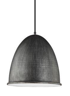 CanadaLightingExperts   Hudson Street - One Light Pendant