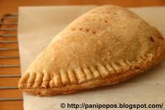 Samoa Food: Paifala – Samoan half-moon pies (traditional recipe)