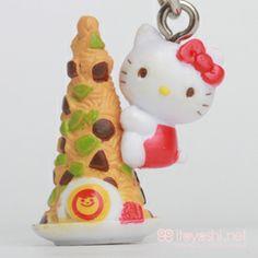 itoyoshi's Kitty mascot collection Maru-chan x Hello Kitty