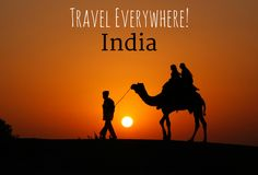 Travel Everywhere! My photos from India.