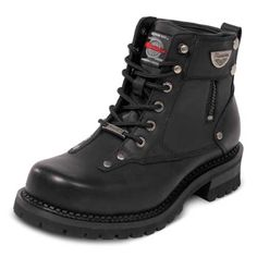 official photos 068b2 17711 Milwaukee Motorcycle Clothing Co. Men s Outlaw Boots - MB44521