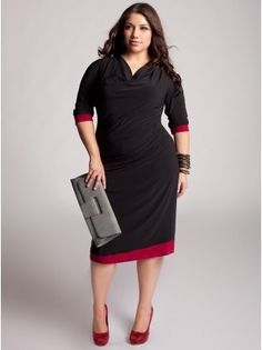 Sexy Plus Size Styles for Work to Evening by IGIGI