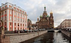 Saint Petersburg, Russia is one of the most scenic places in Europe. Traveling to Russia is a special cultural experience.