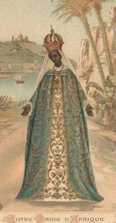 7f53b8f21e7f NOTRE DAME D AFRIQUE Blessed Mother Mary