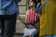 The Unexpected Street Style of Tbilisi Fashion Week - -Wmag