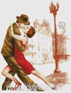 El sensual tango