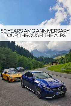 To celebrate the 50 Years Anniversary of Mercedes-AMG I was more than pleased being invited to attend the celebration event. In this blogpost I will share with you the highlights of the tour that led us on a sunny summer weekend from Munich to Berchtesgaden and back to Munich, Germany.