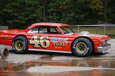 Cool old stock car