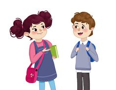 """Check out new work on my @Behance portfolio: """"School"""" http://be.net/gallery/51412651/School"""