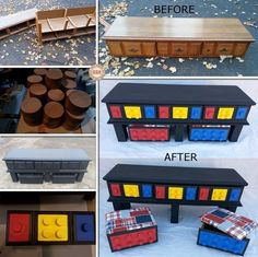 http://theownerbuildernetwork.co/easy-diy-projects/diy-dresser-turned-lego-table/