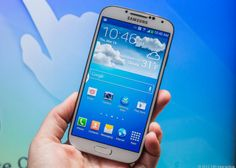 The Samsung Galaxy S4 is here!!
