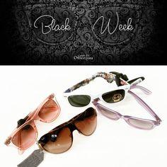 % Promo Black Week % Gli occhiali Ray-Ban mostrati in foto -50% Offerta valida fino al 24 Novembre 2017