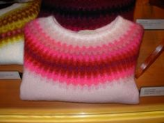 Bohus knitting, found at palett-paleteau