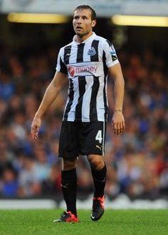 Arsenal chasing Newcastle United star Yohan Cabaye