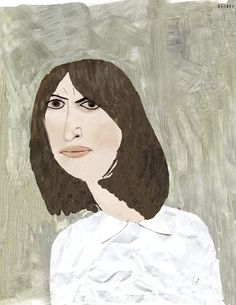 Aldous Harding Portrait by Lisa Baudry Wall Patterns, Rollers, Surface Pattern, Mona Lisa, Disney Characters, Fictional Characters, Aurora Sleeping Beauty, Draw, Mood