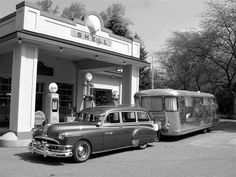 Shell Oil Station