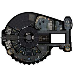 yt-2400 light freighter deckplan