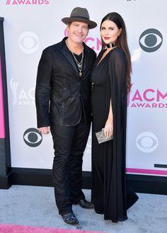 Jerrod Niemann & Morgan Petek - The Cutest Couples At The 2017 ACM Awards - Photos