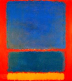 expresionismo abstracto rothko - Buscar con Google