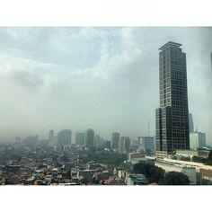 Jakarta Pusat ve městě Jakarta