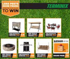 Terminix - Win a $2,500 Home Depot Gift Card - http://sweepstakesden.com/terminix-win-a-2500-home-depot-gift-card/