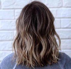 light+brown+balayage+hair