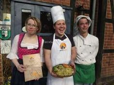 Workaway in . Volunteer in Germany at our potato themed hotel