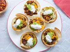 Spicy Muffin Tin Tacos Recipe | Food Network Kitchen | Food Network