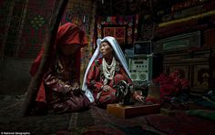 """National Geographic's 2012 Traveler Photo Contest Winners Announced / The first-place shot went to """"Butterfly,"""" taken by photographer Cedric Houin in the Afghanistan's Kyrgyz lands of the Wakhan Corridor, a desperately remote area at a whopping 14,000 ft. elevation. On the winning entry, NatGeo contributing photographer and judge Alexandra Avakian said, """"The location is hard to reach and off the beaten path for most travelers, and therefore of educational as well as aesthetic value."""""""